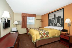 Super 8 by Wyndham Castle Rock Colorado