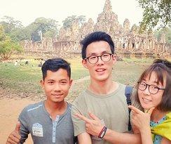 Angkor Guide Driver