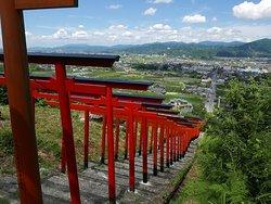 Ukiha Inari Shrine