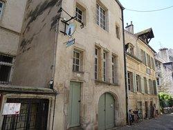 Maison natale de Louis Pasteur