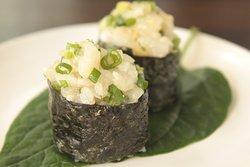 Sushi Chopped Trevally