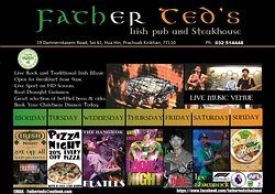 Father Ted's Irish Pub and Steakhouse