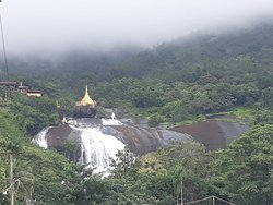 Zin Kyaik Waterfall