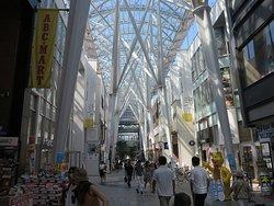 Takamatsu Marugamemachi Shopping Street