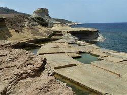Qolla l-Bajda Battery