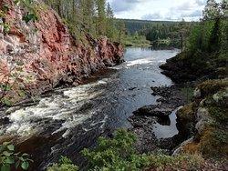 Kiutaköngäs Rapids