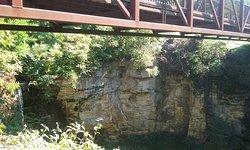 Minnemishinona Falls