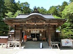 Yoshitsune Shrine