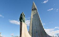 Leif Erickson Statue