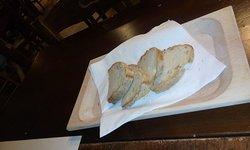 pane senza sale