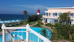 Great sea views only!