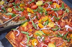Baked Pizza Al Taglio