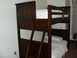 Twin Bunk option we had with the king