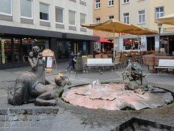 Brunnen am Sternplatz