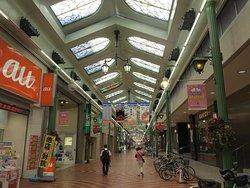 Omotecho Shopping Street