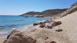 Agrilos Beach