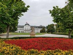Grassalkovich garden