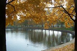 Парк Дружбы у Речного вокзала