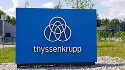 Thyssen-Krupp-Aufzugstestturm