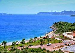Kaş Belediyesi Halk Plajı