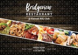 ‪Bridgeview Restaurant‬