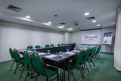 Salas de eventos para realização de reuniões corporativas e eventos sociais
