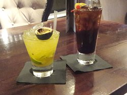 cheeky cocktials