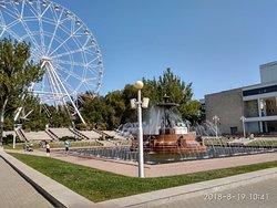 Ferris Wheel Odno Nebo