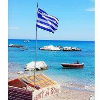Rent a Boat Stegna Beach