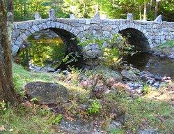 Five Stone Arch Bridges
