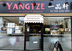 Yangtze at North Cheam