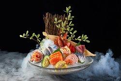 凯宾斯基·和川创作料理