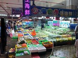 Bisha Harbour Live Seafood Market