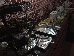 wadi rum sky camp