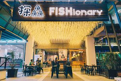 Fishionary Bistro Jb