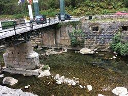 Pozas Termales del rio Deva