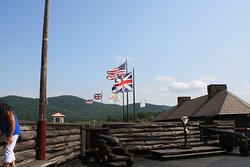 The Fort William Henry Museum & Restoration