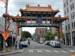唐人街国际区