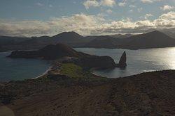 Blick auf die Sullivan Bay