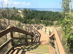 Walkway at Dunes Succession Trail