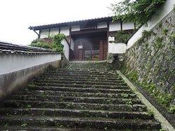 Usuki Samurai House Streets