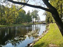 Lopukhinskiy Garden