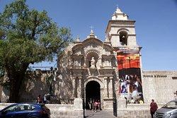 Parroquia San Juan Bautista de Yanahuara