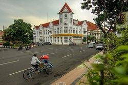 Surabaya on Foot