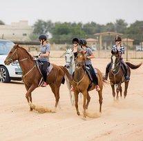 Al Jumooh Equestrian Centre