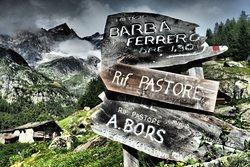 indicazioni Rifugio Pastore