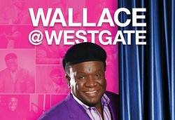 ‪George Wallace at Westgate Las Vegas‬