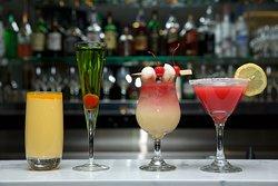 Vibrant Cocktails