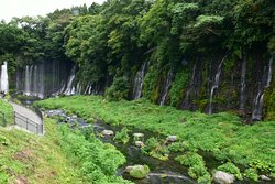 Shiraito Falls (Fujiyoshida)