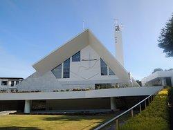 山口カトリック教会サビエル記念聖堂